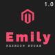 Emily - Premium Responsive Magento Theme - ThemeForest Item for Sale
