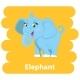 Cartoon Elephant - GraphicRiver Item for Sale