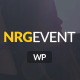 NRGevent - Conference & Event WordPress Theme - ThemeForest Item for Sale