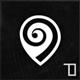 Fernpin Locator Pin Logo Template - GraphicRiver Item for Sale