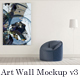 Art Wall Mockup VOL.3 - GraphicRiver Item for Sale