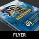 Surf Zone Flyer Template - GraphicRiver Item for Sale