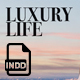 Luxury Life | 40 Pages Magazine - GraphicRiver Item for Sale