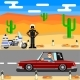 Road Police - GraphicRiver Item for Sale