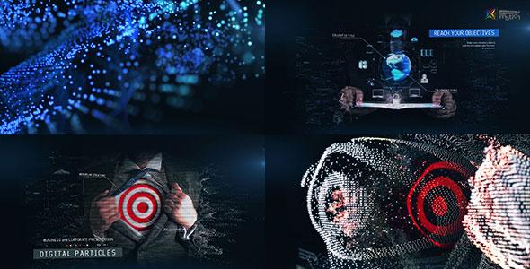 Digital Corporate Slideshow