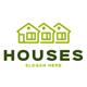 Houses logo - GraphicRiver Item for Sale