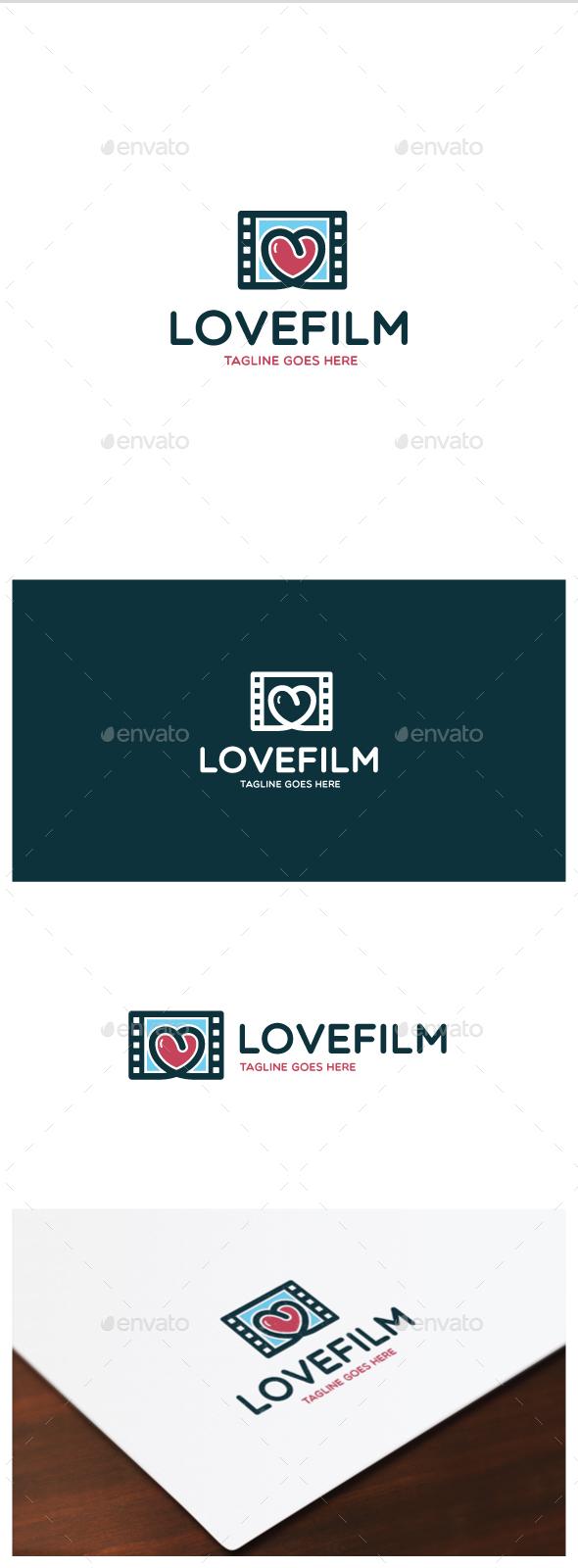 Love Film Logo