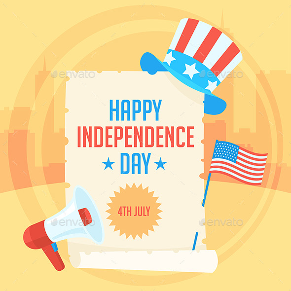 Concept Independence Day