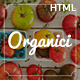 Organici - Organic Store/Bakery eCommerce Template - ThemeForest Item for Sale