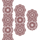 Mehndi Indian Henna Pattern - GraphicRiver Item for Sale