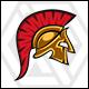 Suparto - Spartan Warior Logo - GraphicRiver Item for Sale