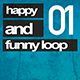 Happy and Funny Loop - AudioJungle Item for Sale