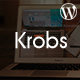 Krobs - Personal Onepage Responsive WP Theme - ThemeForest Item for Sale