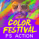 Color Festival - GraphicRiver Item for Sale