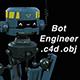 Engineer bot - 3DOcean Item for Sale