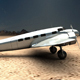 1934 Lockheed Model 10 Electra - 3DOcean Item for Sale