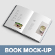 Book Mockup - GraphicRiver Item for Sale