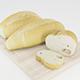 Baguette 3D Model - 3DOcean Item for Sale