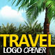 Travel Logo Opener - VideoHive Item for Sale