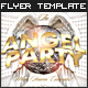Angel Party Flyer Vol. 2 - GraphicRiver Item for Sale