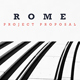Rome | A4 Creative Business Proposal - GraphicRiver Item for Sale