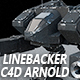 LINEBACKER - 3DOcean Item for Sale