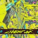 4k Cyberpunk Yellow Tunnel Vj Loop