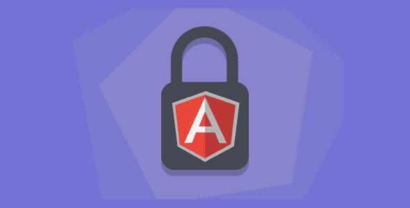 Securing an AngularJS Application