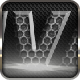 12 Metal Silver Photoshop Style V08 - GraphicRiver Item for Sale