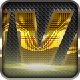 12 Metal Gold Photoshop Style V10 - GraphicRiver Item for Sale