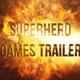 Superhero Games Trailer - Cinematic Titles - VideoHive Item for Sale