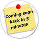 Coming soon page & Maintenance mode Plugin for WordPress:Back in 5' - CodeCanyon Item for Sale