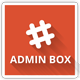 Admin Box - AngularJS dashboard theme - ThemeForest Item for Sale