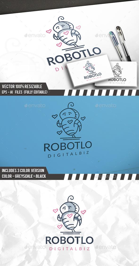 Love Robot Logo