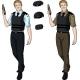 Male Police Officer Holds Taser - GraphicRiver Item for Sale