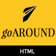 goAround - Travel Theme Responsive - ThemeForest Item for Sale