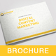 Landscape Content Marketing Brochure - GraphicRiver Item for Sale