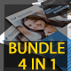Corporate Flyer Bundle 4 in 1 - GraphicRiver Item for Sale