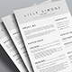 Clean Resume Vol.3 - GraphicRiver Item for Sale