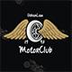 Motorcycle Vintage Badges - GraphicRiver Item for Sale