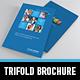 Metro Tri-fold Image Brochure - GraphicRiver Item for Sale