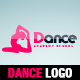 Dance and Fitness Vector Logo Template - GraphicRiver Item for Sale