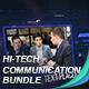 Hi-Tech Communication Bundle - VideoHive Item for Sale