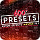 AUTHOR Effects Master FFX - VideoHive Item for Sale
