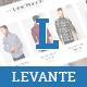Levante - eCommerce Joomla Template - ThemeForest Item for Sale