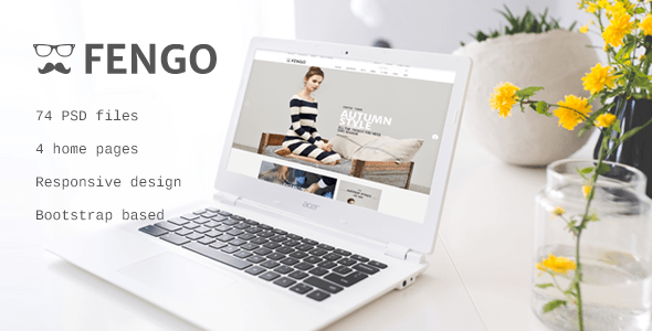 Review: Fengo - Responsive eCommerce PSD Template free download Review: Fengo - Responsive eCommerce PSD Template nulled Review: Fengo - Responsive eCommerce PSD Template