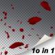 10 Floating Rose Petals  - VideoHive Item for Sale