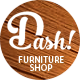 Dash - Handmade Furniture Marketplace Theme - ThemeForest Item for Sale