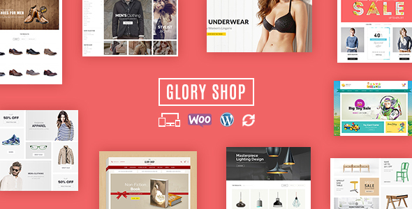 Glory Shop - Multipurpose WooCommerce Theme
