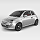Mini Car Mock-Up v2 - GraphicRiver Item for Sale